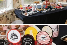 Dessert Tables / by Tanya @ Life's Little Celebrations Party Directory