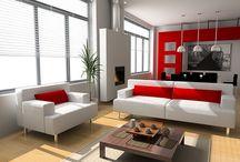 Red White Grey