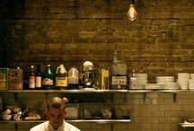 New Orleans cafés