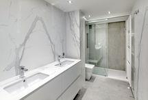 Light Toned Bathroom Ideas
