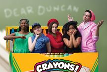 The Day the Crayons Quit, the Musical / Based on the book by Drew Daywalt & Oliver Jeffers / Book, Music & Lyrics by Austin Zumbro / Directed by Nina Meehan / Oakland Children's Fairyland June 20-July 26, 2015 / Children's Creativity Museum Theater August 1-23, 2015 / www.bactheatre.org