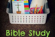 Bible study for kids