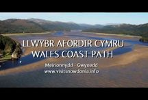 Videos of the Wales Coast Path