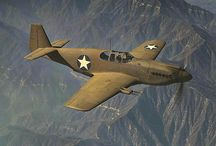 WW2 - A-36 APACHE