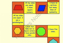 Math Field Day Games / by Jon Zimmerman