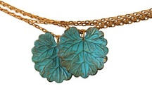 Leaf Jewelry - Perfect for Fall Wardrobes