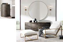 Modern Furniture - Home / Inspiration for your modern home design. / by Milena Joy