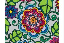 coloring / by Mandy Stevens