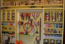 Craft Room / by Renee W