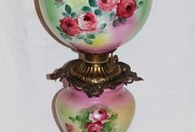 Victorian  /  French Table Lamps