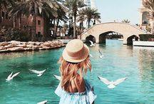 Dubai inspiracje