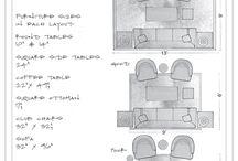 3D - Interiores - regras de ouro