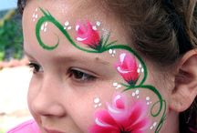 facepainting / by Laura McVay