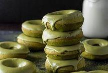 Matcha, thé vert