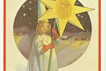 Traditional Nordic illustration