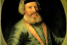 Портрет и гравюра XVI-XVII в.