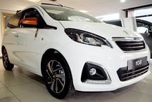 Peugeot 108 TOP! Roland Garros Special Edition / The Peugeot 108 TOP! Roland Garros
