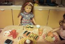 Mini American Girl Dolls