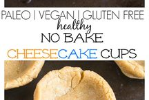 Low fat cheese cake cups / For cheese cake mix