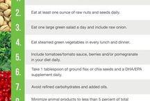 low cholesterol eating plan