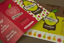 Brochure Design / Some good brochure design from the web