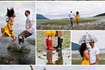 Fun Engagement/Couple Ideas / Some neat ideas on how to incorporate hobbies, interests and fun into a photo shoot.