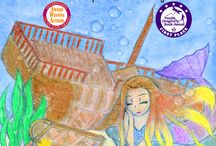 Janet Balletta, Award-Winning Author / The Legend of the Colombian Mermaid & The Legend of Roberto Cofresi are magical and enchanting, AWA books. These children's books offer themes on family values & cultural traditions. Visit my website janetballetta.com to learn more.