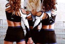 kauniit tytöt