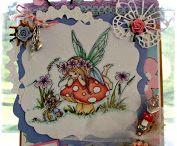 Elizabeth Bell Cards by Julie Gleeson