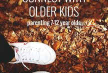 Parenting-Tweens and Teens / Tips for parenting tweens and teens