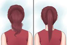 Fai-Da-Te Hairstyle e Trucchi