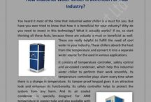 How Industrial Water Chiller Is Beneficial For Your Industry?