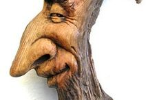wood carving loves / by Stacy Warren