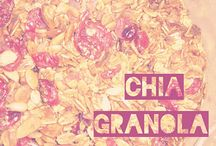 Chia Recipes / by Adrian Martin