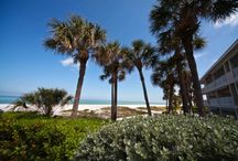 LaConcha Condominium 5 / This luxurious condo has stunning ocean front views. Two Bedrooms, two baths makes this Gulf Front Premium Condominium located in the private and peaceful community of Belleair Beach perfect for an intimate getaway with your favorite people.