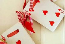 Valentine's crafts / by Jeannine Wayman