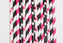 Paper straws / by Yolande Koczner