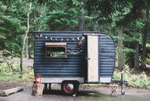 Caravan cool<3 / Camper/caravan coolness!!!! / by Precious Trinkets & Treasures