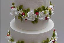 Sculptural  cakes