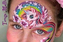 cute-amazing facepainting