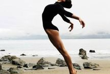 Flexible / Yoga, gymnastics, pole dance, dance and contorsion poses Flexibility