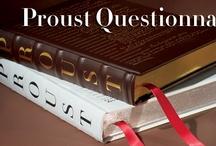 The Proust Questionnaire / by Tiffani Nailon