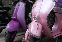 Arabalar motorsikletler :))