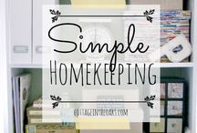 Homekeeping / by Daisy Luther