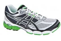 *NEW SEASON* ASICS Mens Running Shoes / The New Autumn/Winter 2013 range of Mens Running Shoes from Asics, including the flagship Gel-Kinsei 5, the ever popular cushioned Gel-Nimbus 15 and Gel-Cumulus 15, and the supportive Gel-Kayano 19 and GT series - Up to 20% OFF RRP