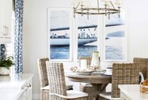 Nautical Dining Rooms