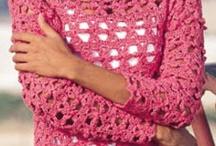 Jersey calado crochet