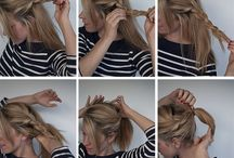 Hair and makeup tips  / by Jennifer Williamson