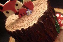 Fox cakes