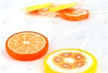 Color Naranja · Chuches